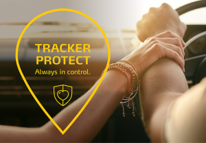 Tracker - With Supershield